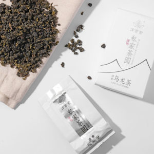 Fragrant Qing Xiang Oolong Tea