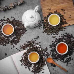 yang ding dong organic tea