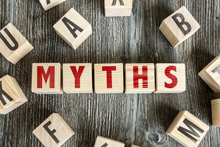 skincare myth